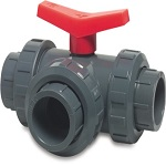 Pond T Type Ball Valves