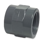Pond Metric PVC-U Threaded Sockets