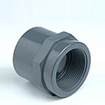 Pond Metric PVC-U Part Threaded Sockets