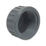 Pond Metric PVC-U Threaded End Cap
