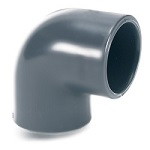 Pond Metric PVC-U Elbows
