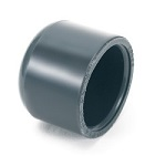 Aquarium Metric PVC-U Plain End Cap