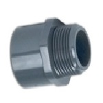 Pond Metric PVC-U Male Adaptors